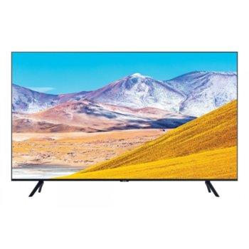 "Телевизор Samsung UE65TU8072UXXH, 65"" (165.1 cm) 4K Ultra HD Smart TV, DVB-T2CS2, Wi-Fi, LAN, Bluetooth, 3x HDMI, 2x USB image"