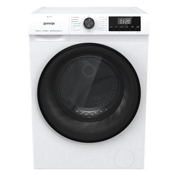 Пералня със сушилня Gorenje WD9514S, B, капацитет 9 kg на пералня / 6 kg на сушилня, 1400 rpm, 15 програми, свободностояща, 60 см ширина, LED дисплей, StartDelay отложен старт, SteamTech третиране с пара, бяла image