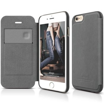 Elago S6 Leather Flip Case Limited Edition product