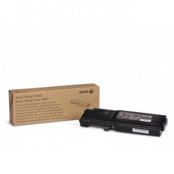 КАСЕТА ЗА XEROX Phaser 6600/WC 6605 - Black - P№ 106R02252 - заб.: 3000k image