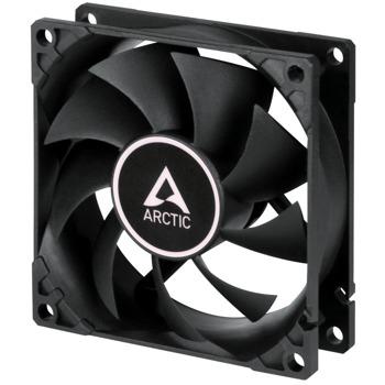 Вентилатор 80mm, Arctic F8 black (ACFAN00205A), 3-pin, 2000 rpm image