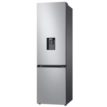 Хладилник с фризер Samsung RB38T630ESA/EF, клас E, 376 л. общ обем, свободностоящ, 270 kWh/годишно, диспенсер за вода, SpaceMax Technology, No frost, инокс image