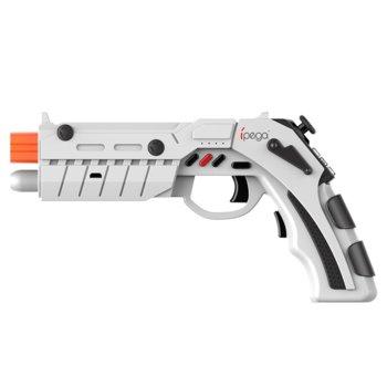 Джойстик iPega PG-9082 AR пистолет, за смартфони, безжичен, Bluetooth image