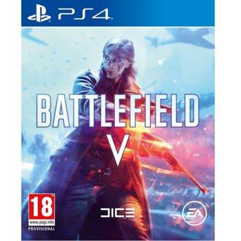 Игра за конзола Battlefield V, за PS4 image