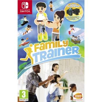 Игра за конзола Family Trainer - with Two Leg Straps, за Nintendo Switch image