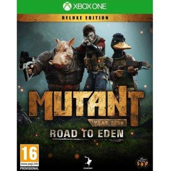 Mutant Year Zero: Road to Eden Deluxe Xbox One product