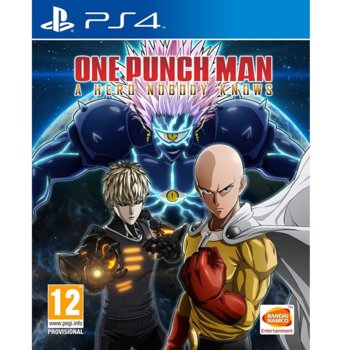 Игра за конзола One Punch Man: A Hero Nobody Knows, за PS4 image