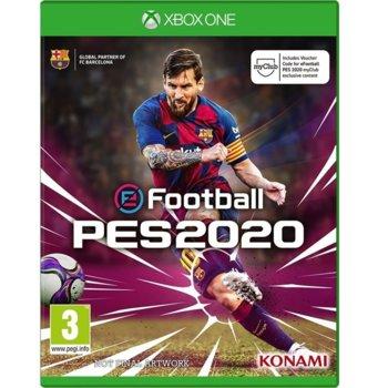 eFootball PES 2020 Xbox One product