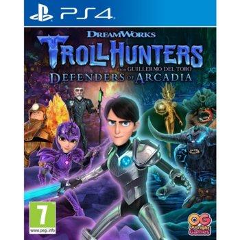 Игра за конзола Trollhunters: Defenders of Arcadia, за PS4 image