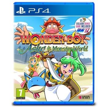 Игра за конзола Wonder Boy: Asha in Monster World, за PS4 image
