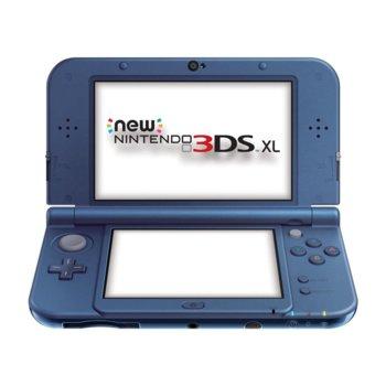 Nintendo 3DS XL Metallic Blue product
