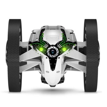 Parrot MiniDrones Jumping Sumo Robot White product