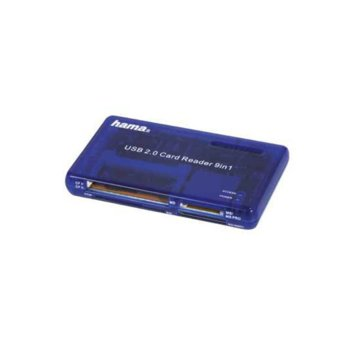 Card Reader HAMA 35 in 1 USB 2.0 product