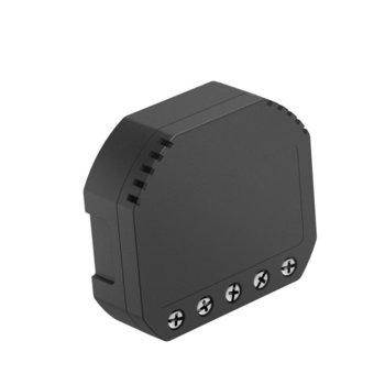 Смарт управляващ модул HAMA 176556, за освтление и контакти, Wi-Fi, LAN, Alexa, черен image