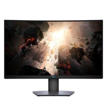 "Монитор Dell S3220DGF, 32"" (81.28 cm) VA панел, 165 Hz, QHD, 4 ms, 400 cd/m2, DisplayPort, HDMI, USB Hub image"