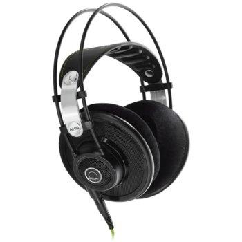 Слушалки AKG Q 701, черни, шумоизолирани image