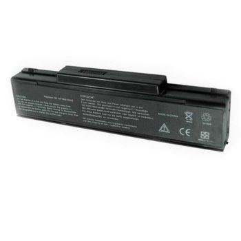Батерия (заместител) за лаптоп Asus, съвместима с модели A9 F2 F3 M51 S96 Z53 S9 Z5, image
