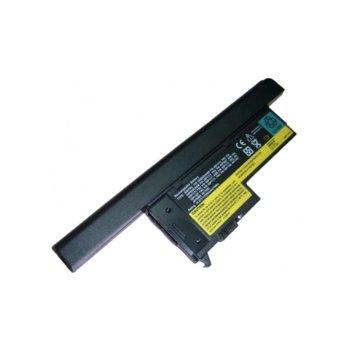 Батерия (заместител) за лаптоп IBM, съвместимa с модели ThinkPad X60 X60s X61, 8 cells, 14.4V, 4400mAh image