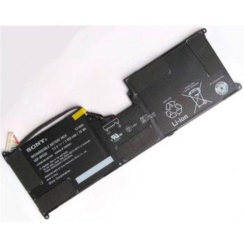 Батерия (оригинална) за лаптоп Sony VAIO, съвместима с SVT112*, 7.5V, 3800mAh image