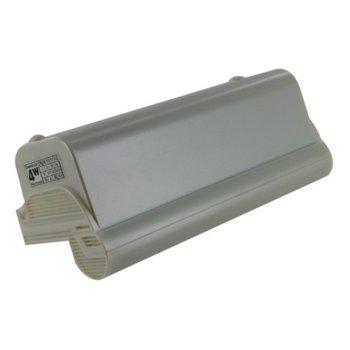 Батерия (заместител) за Asus EEE PC 1000HG/1000HE/1000/1000H/1000HD/1200/901/904/904HD, 7.4V, 11000 mAh, бяла image