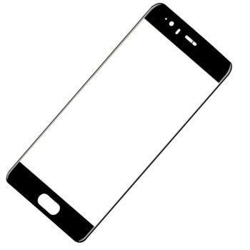 Протектор от закалено стъкло /Tempered Glass/ за Nokia 3.1 Plus, черна рамка image