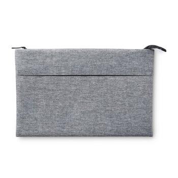 """Кейс Wacom Soft Medium ACK52701, за 15.6"""" (39.62 cm) графични таблети Wacom, сив image"""