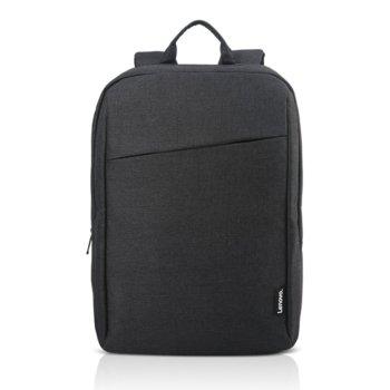 """Раница за лаптоп Lenovo B210 Black-ROW, до 15.6"""" (39.624 cm), водоустойчива, черна image"""