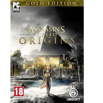 Assassins Creed Origins Gold Edition product