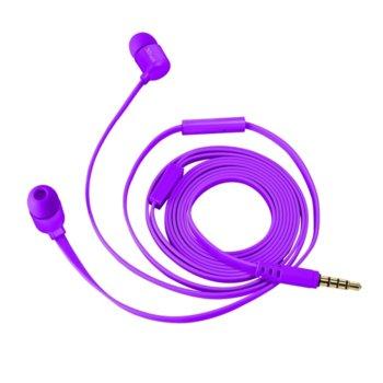 TRUST Duga In-Ear Headphones 22110 Neon Purple product