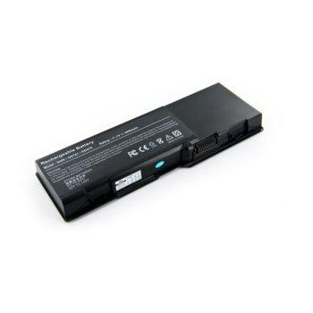 Батерия (заместител) за лаптоп DELL Inspiron 6400, съвместима с 1501/E1505/Latitude 131L, 9cell, 11.1V, 6600mAh  image