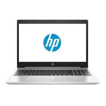 "Лаптоп HP ProBook 450 G7 (2D299EA)(сребрист), четириядрен Comet Lake Intel Core i7-10510U 1.8/4.9 GHz, 15.6"" (39.62 cm) Full HD IPS Anti-Glare Display & GF MX250 2GB, (HDMI), 16GB DDR4, 256GB SSD, 1x USB 3.1 Type-C, Free DOS  image"