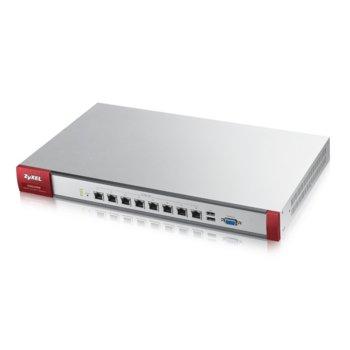 Защитна стена ZyXEL USG1900, 8x 10/100/1000Base-T, 2x USB image