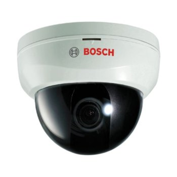 Bosch VDC-260V04-10, Цветна куполна камера, 540TVL, Обектив 3.5-9.8mm, Механичен ИЧ филтър image
