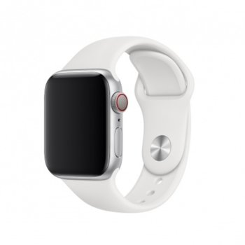 Apple Watch 40mm Band: White Sport Band - S/M & M/ product