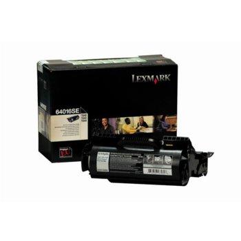 КАСЕТА ЗА LEXMARK OPTRA T 640/642/644 - Return program cartridge - P№ 64016SE - заб.: 6000k image