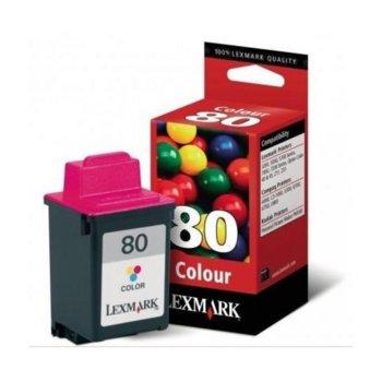 ГЛАВА LEXMARK ColorJetPrinter 3200/5000/5700/7000/7200 - Color - P№ 12A1980E /80/ - заб.: 275p image