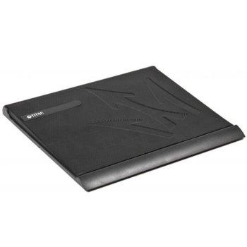 "Охлаждаща поставка за лаптоп Titan TTC-G22T, за лаптопи до 15"" (38.1 cm), черна image"