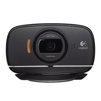 Уеб камера Logitech C525, микрофон, HD, USB image