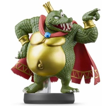 Фигура Nintendo Amiibo - King K. Rool [Super Smash], за Nintendo Switch image