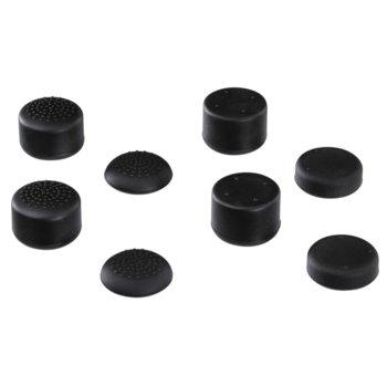 Сменяеми бутончета Hama 54475, за SONY PS4, комплект 8 in 1, Черен image