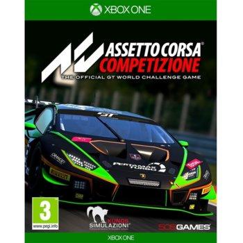 Игра за конзола Assetto Corsa: Competizione, за Xbox One image