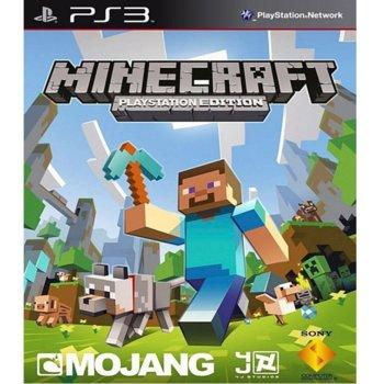 Игра за конзола Minecraft, за PlayStation 3 image