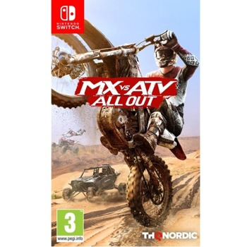 MX vs ATV - All Out Nintendo Switch product