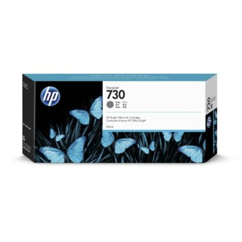 Мастило за HP DesignJet T1700 - P2V72A - Gray - 300ml image