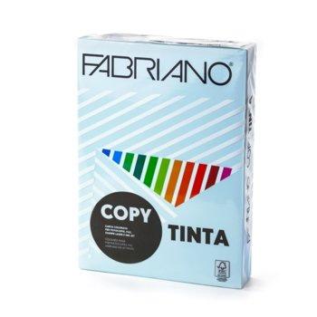 Копирен картон Fabriano, A4, 160 g/m2, небесносин, 250 листа image