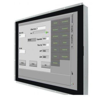 """Дисплей Winmate R12L100-POM2-C, тъч дисплей, 12.1"""" (30.73 cm), XGA, USB-C image"""
