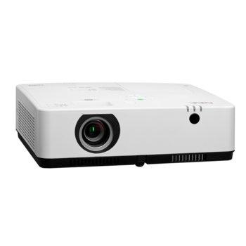 Проектор NEC ME402X, 3LCD, XGA (1024x768), 16000:1, 4000 lm, HDMI, VGA image