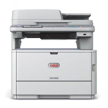 OKI MC362dn 44952104 product