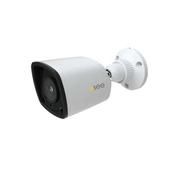 """IP камера Q-See QTN8083B, насочена """"булет"""", 2 Mpix(1920x1080@30FPS), 3.6мм обектив, H.264/M-JPEG, IR осветеност (до 20м), PoE, външна IP66 защита, RJ-45 (10/100Base-T) image"""