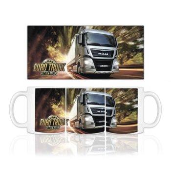 Gaya Eurotruck Simulator чаша с лого product